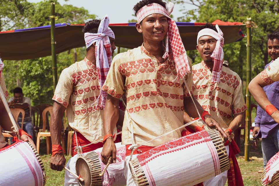 Bihu dance celebration: Tribal art and culture of Assam