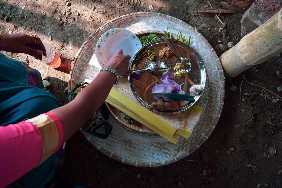 How to prepare Bodo food Assam