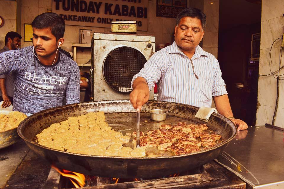 Gelawati Kebab Lucknow