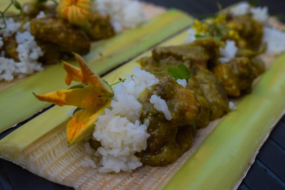 Bodo cuisine Assam