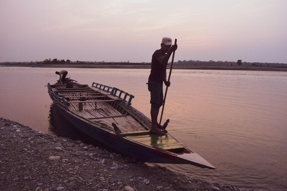 Manas National Park in Assam: a travel blog