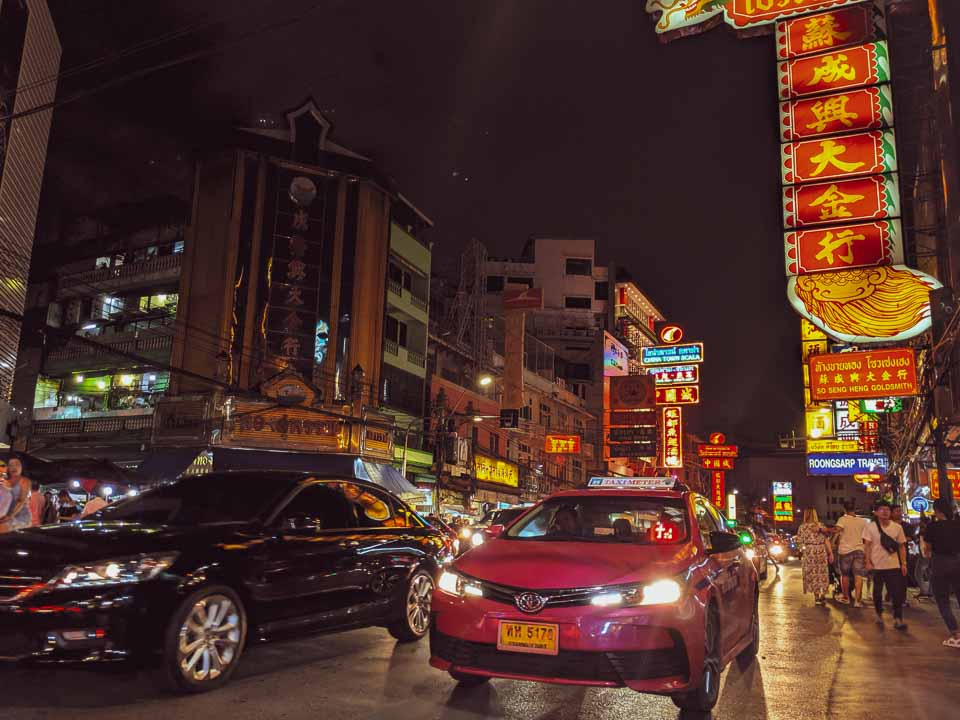 how to get to chinatown bangkok: Travel guide for China Town Bangkok