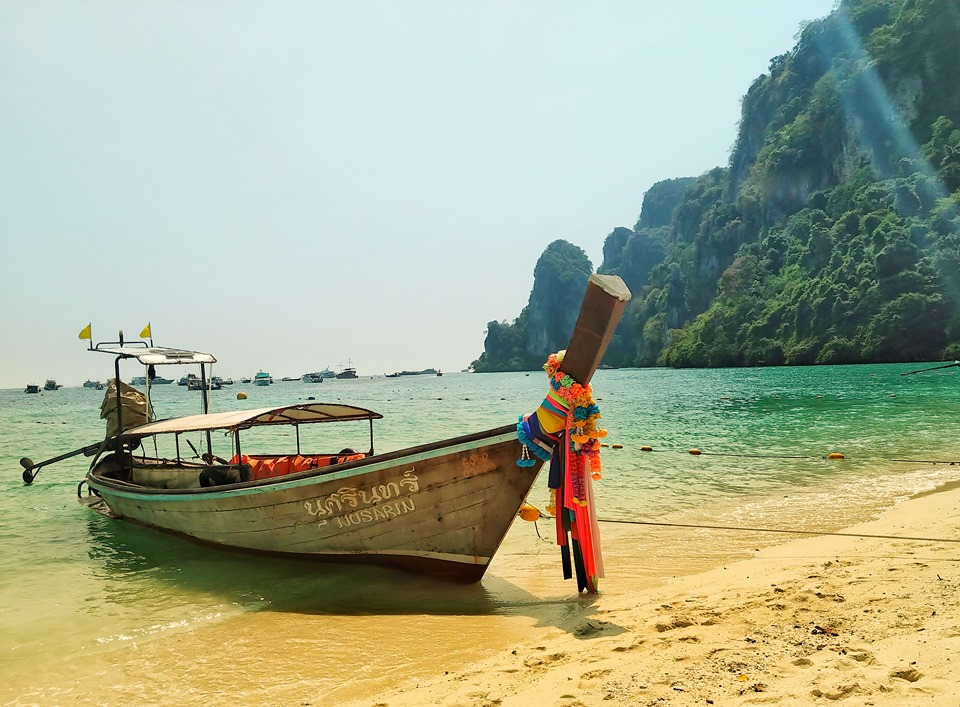 Phi Phi Don: the best beaches of Thailand