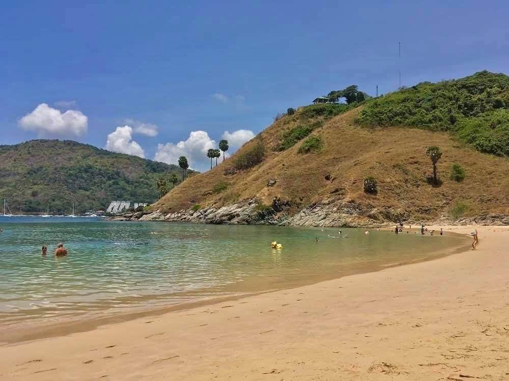 Yanui Beach: best beaches in Phuket