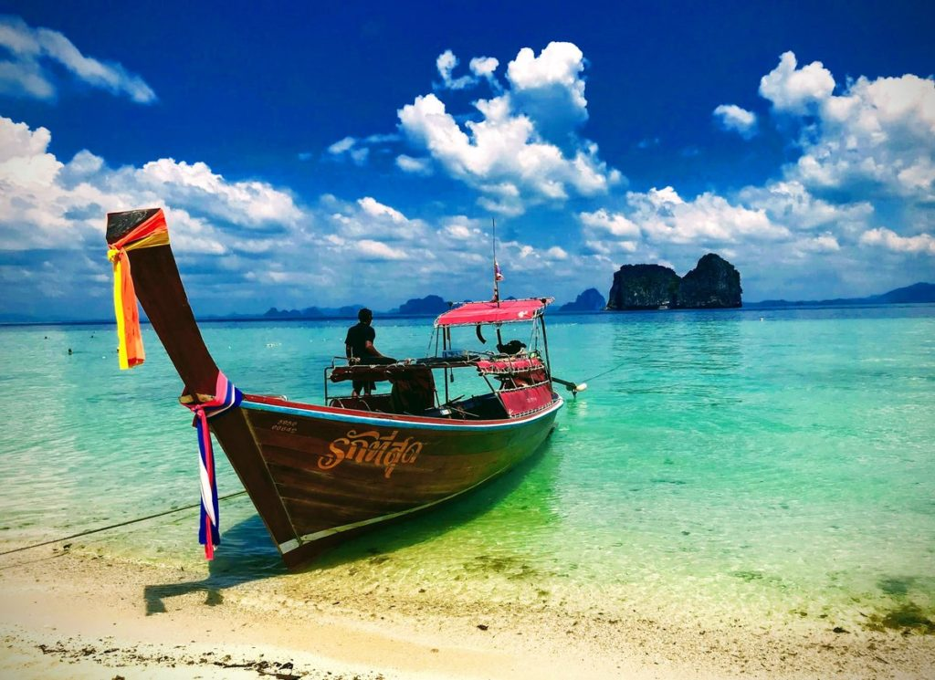 Koh Ngai: the best beaches of Thailand