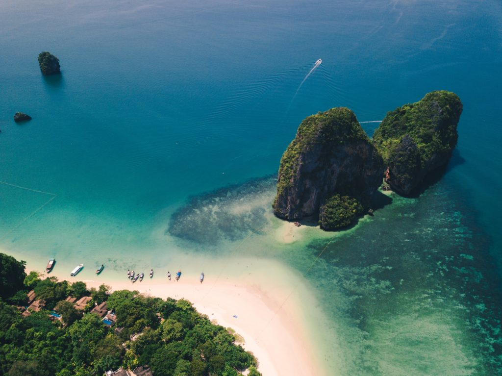 Ao Nang beach, Thailand: the most beautiful beach in Krabi