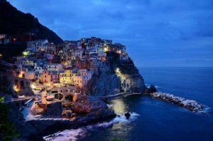 Cinque Terre the most beautiful places in Europe