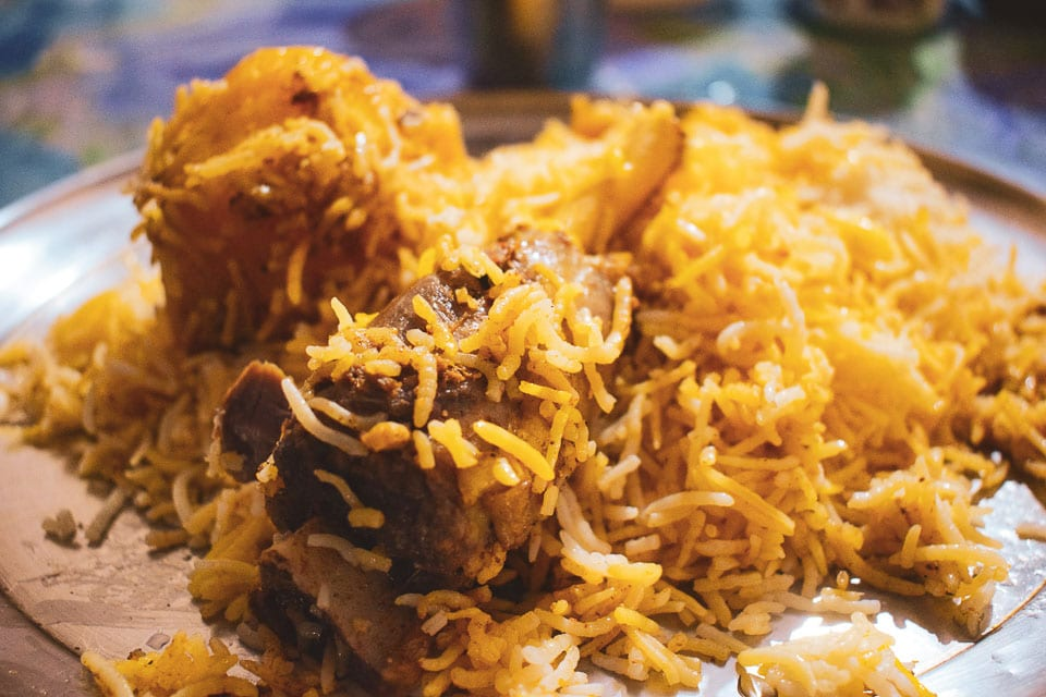 The Potato in Mutton Biryani of Kolkata and Where to Find The Best One!