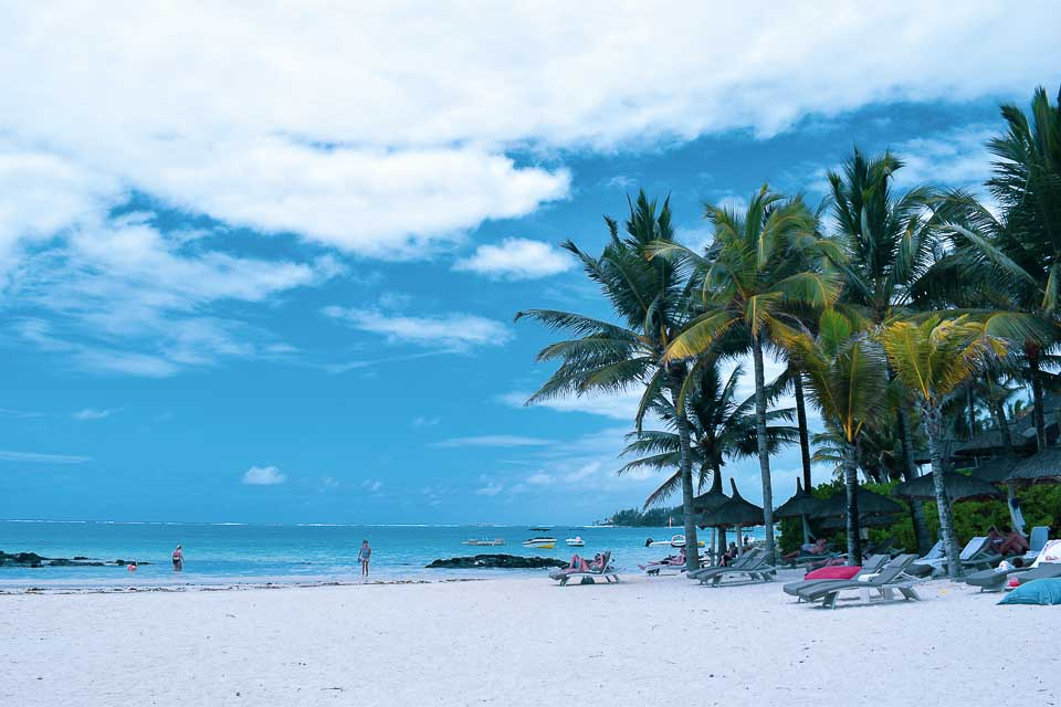 Most beautiful beaches of Mauritius