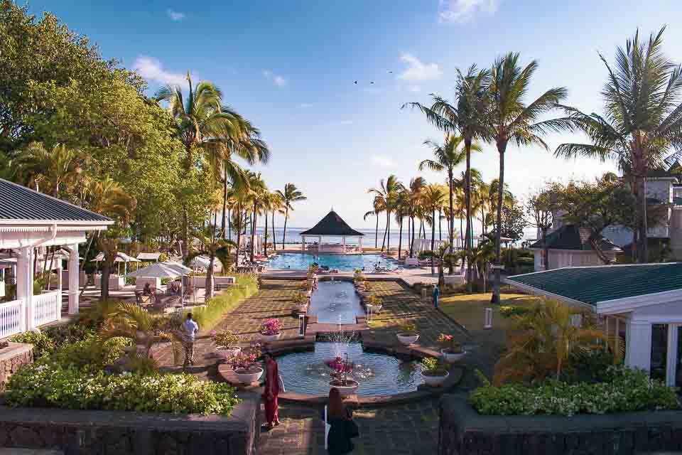 heritage telfair mauritius beautiful hotel in Mauritius