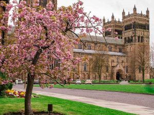 Durham Castle and Cathedral: UNESCO heritage sites in Europe