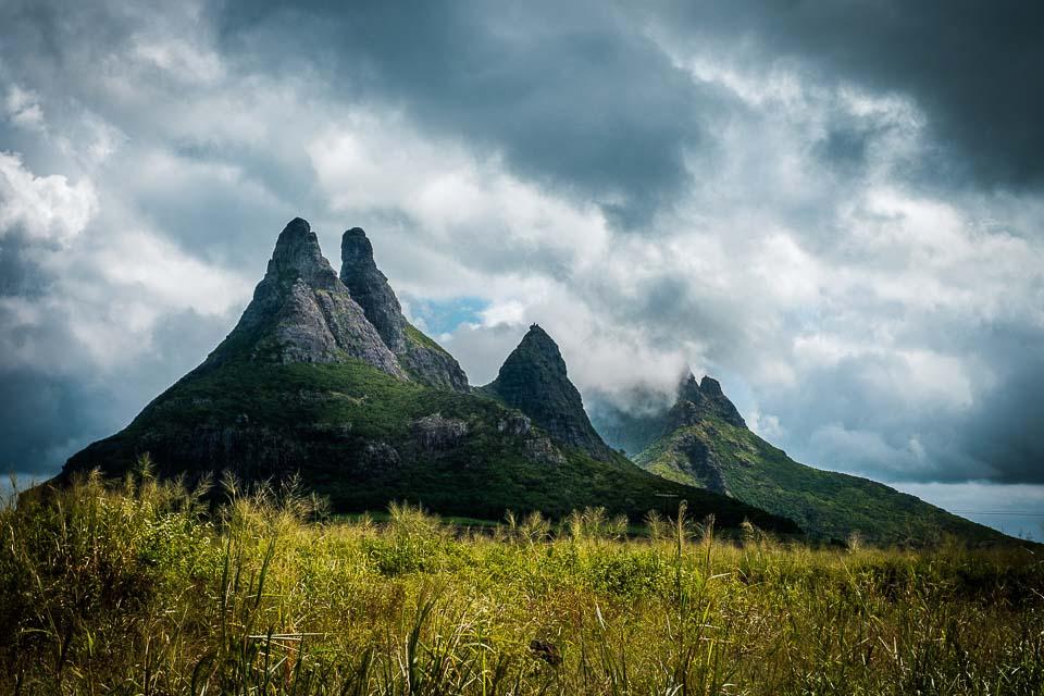 Le morne UNESCO heritage site of Mauritius