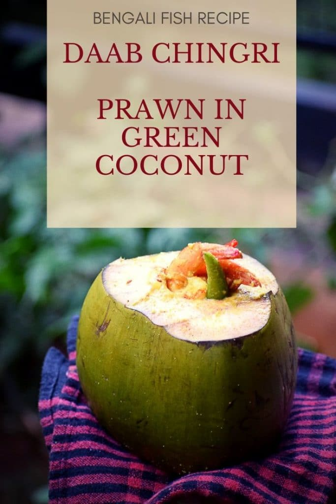 Daab chingri. Prawns in coconut shell. Prawns in green coconut shell. bengali fish curry. bengali prawn curry. Thakur barir ranna. Prawn recipe. Fish recipe. Bengali recipe. Bengali festive recipe! #bengalirecipe #prawnrecipe #prawnrecipe #prawnwithcoconut #prawningreencoconut #bengalifishcurry #bengaliprawncurry #prawnincoconutmilk #Indianrecipewithprawn #daabchingri