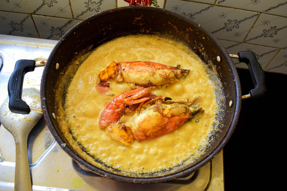 Bengali Prawn Malai Curry Recipe and Other Stories