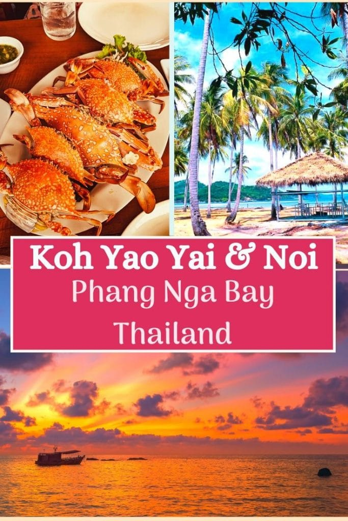 Koh Yao Yai. Koh Yao Noi. Thailand. Thailand travel guide. offbeat places in thailand. offbeat islands in thailand. islands around phuket. islands from Phuket. Phang Nga bay travel guide. Things to do in Koh Yao Yai. Koh Yao Noi things to do. Santhia Resort. Honeymoon in thailand. #offbeatthailand #offbeatisland #offbeatphuket #phangngabay #kohyaoyai #kohyaonoi #santhiaresort 3romanticplacestovisitinthailand #thailandnewdestinations #thailandbestislands #honeymooninthailand