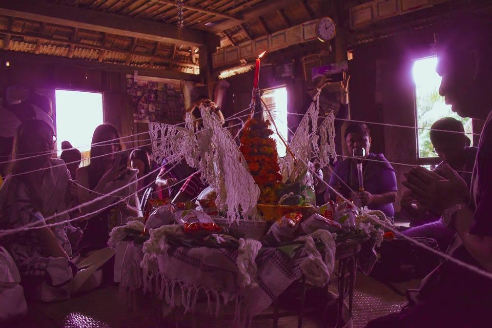Baci ceremony at Luang Prabang, Laos: Most beautiful cultural experience in Luang Prabang