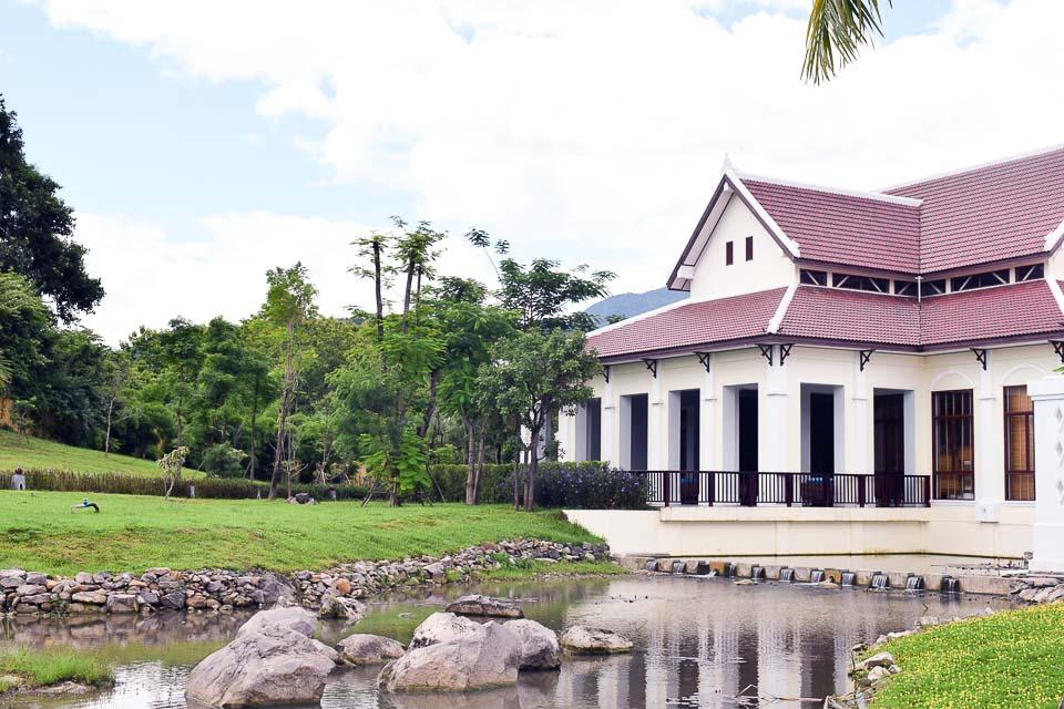 Pullman Hotel Villa at Luang Prabang Laos