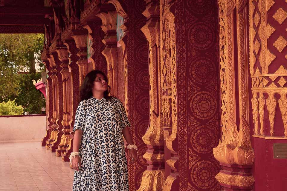 Travel guide to Luang Prabang unesco world heritage site