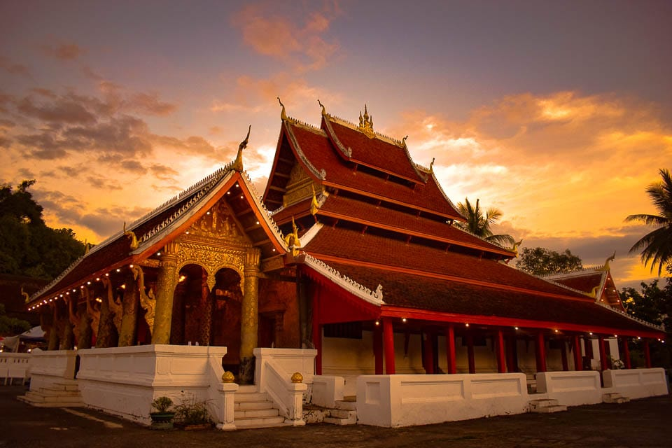 Luang Prabang UNESCO world heritage Travel Guide