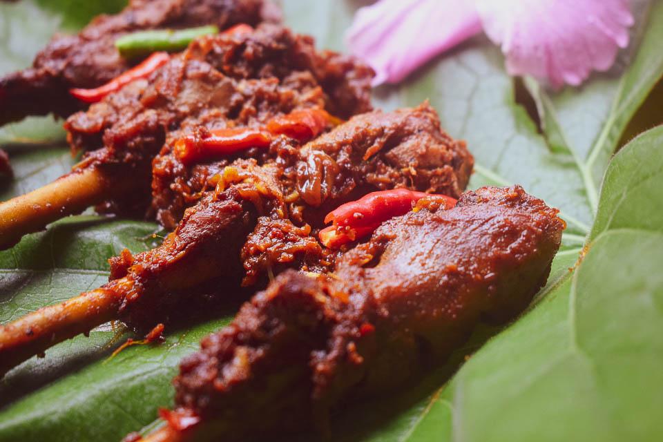 Deshi Murgir Jhol: Kosha Chicken bengali style