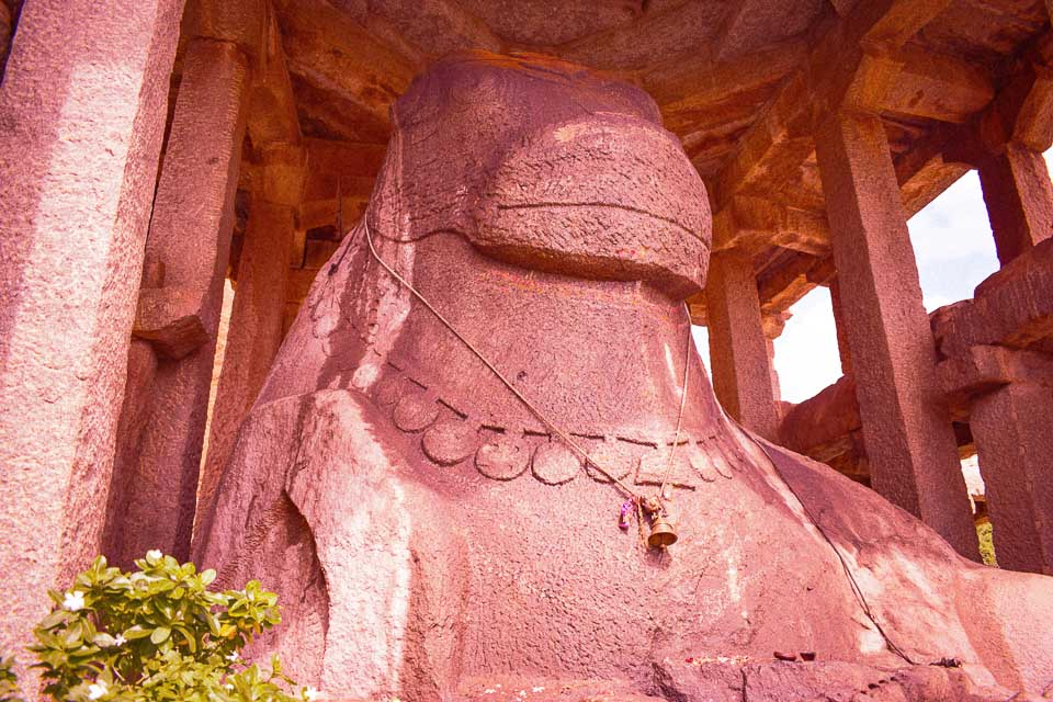 The nandi bull temples of hampi: Ox temples of Hampi