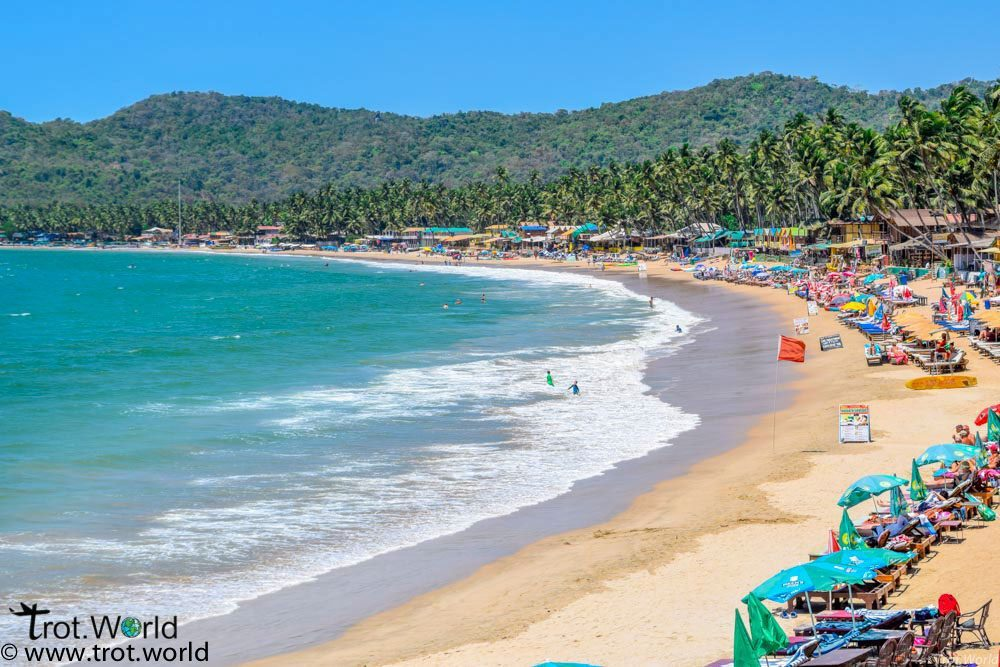 Ultimate Guide to the Best Beaches in North & South Goa (33+ beaches)