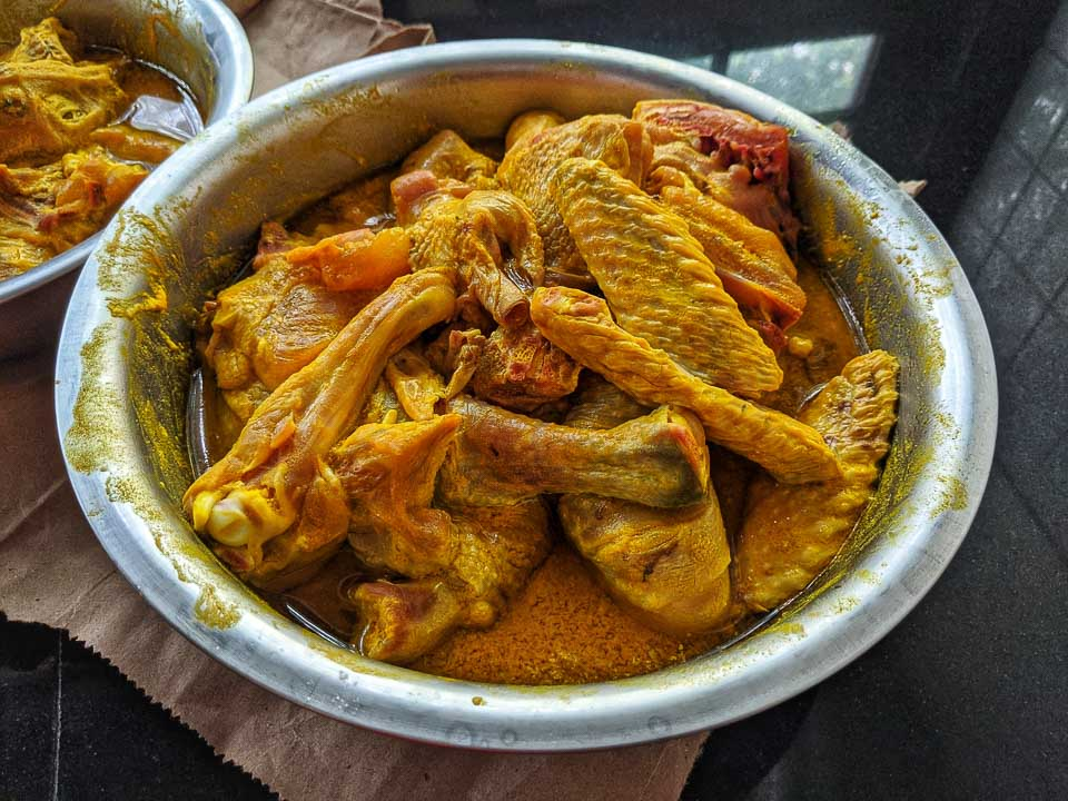 where do you get country chicken in Bangalore