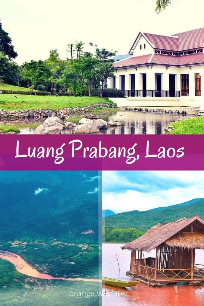 Planning a trip to Luang Prabang Laos? This guide will help you plan a trip to the offbeat destination in Southeast Asia that Luang Prabang is. Luang Prabang is a UNESCO world heritage site famous for temples, scenic beauty, mighty Mekong river, Buddhist culture, coffee and beautiful Kuang Si waterfall. Luang Prabang is a must visit destination for a cultural traveler. #luangprabang #laos #kuangsi #honeymooninsoutheastasia