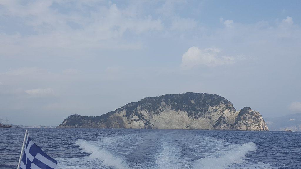 Marathonisi Turtle Island