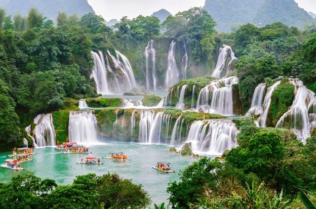 Most beautiful places to visit in Vietnam