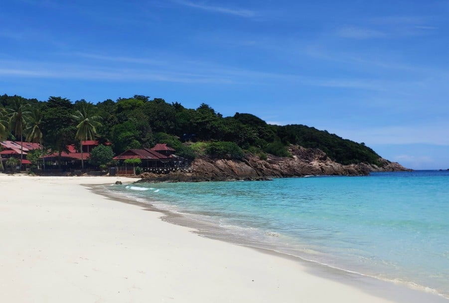 Offbeat destinations in malaysia: redang island