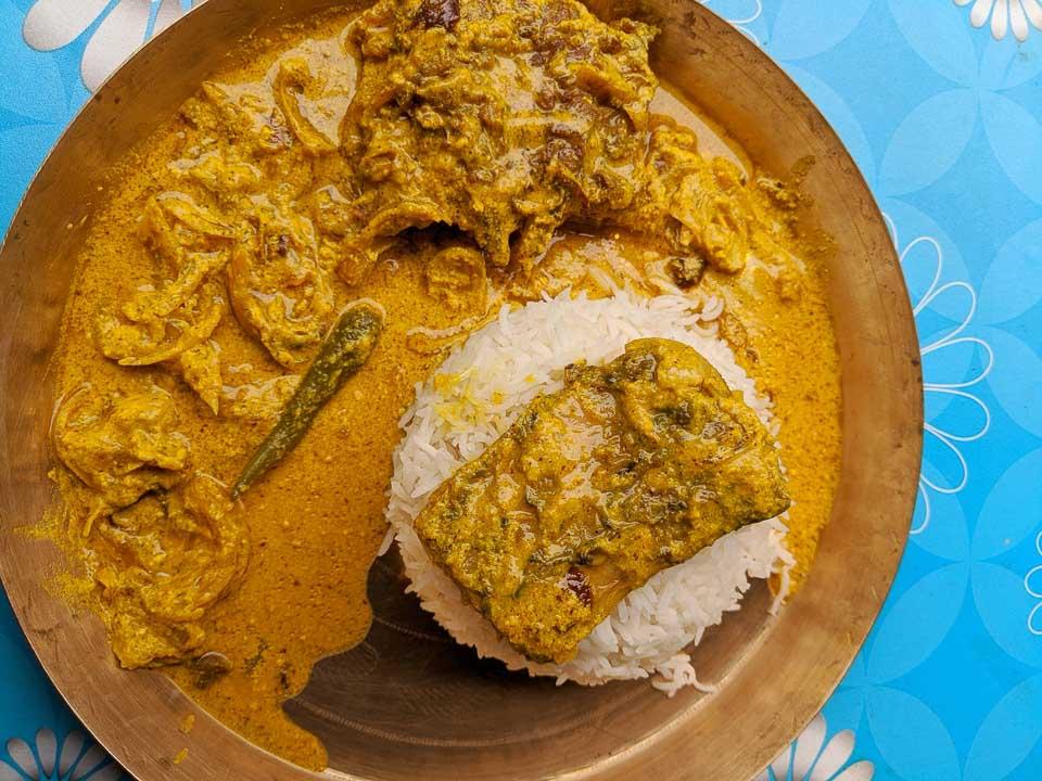Bengali Katla Fish Recipe