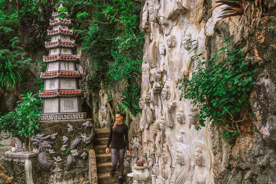 Offbeat destination in Vietnam: Marble Mountain of Da Nang