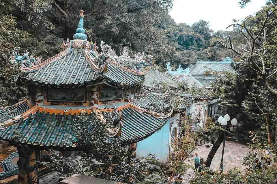 Marble temple in Vietnam: most beautifu