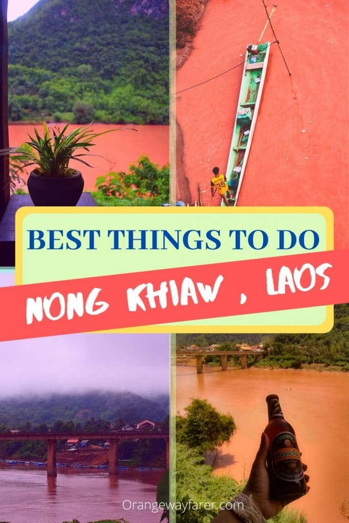 Nong Khiaw Travel Guide. Offbeat places to visit in Laos. Nam Ou River. Things to do in Laos. things to do in Nong Khiaw. Nong Khaiw boat ride. Offbeat destinations in SOuth east asia. Romantic places to visit in SOuth East Asia. Day trip from Luang Prabang.