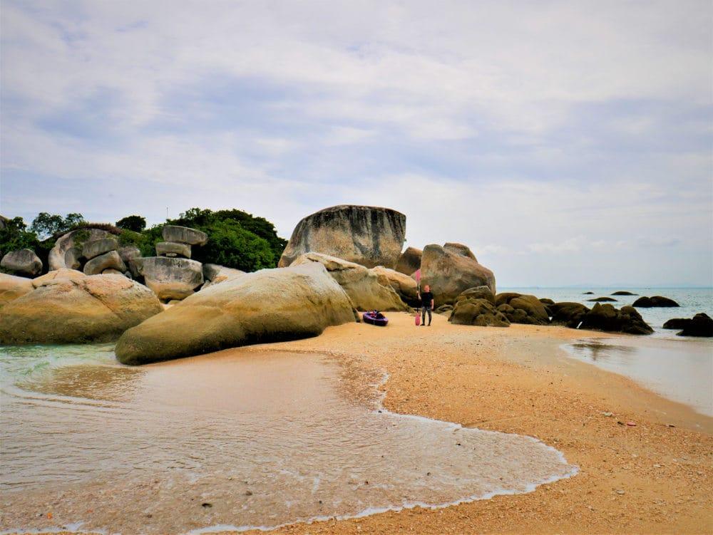 Pulau Tikus offbeat destinations in Malaysia