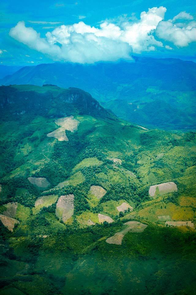 From Bangkok Suvarnabhumi Airport to Luang Prabang in Laos: Flight Review for Bangkok Airways