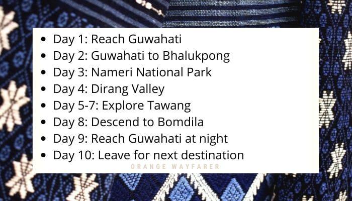 Tawang Travel guide: Tawang itinerary for 10 days