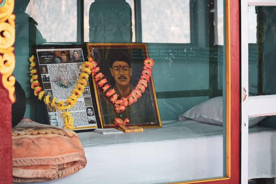 jaswantgarh war memorial: things to do in Tawang roadtrip