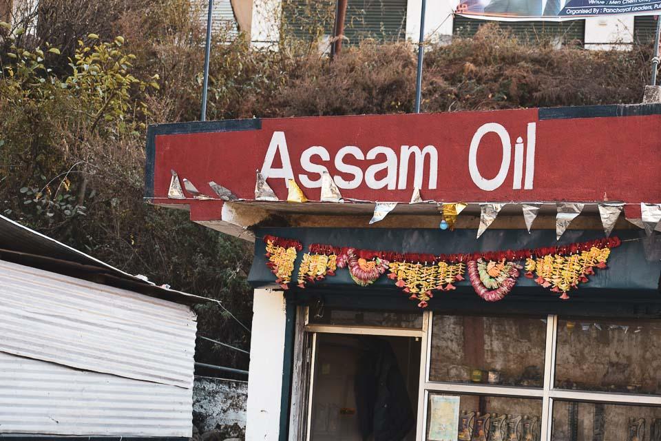 Assam oil: Oil subsidiaries of Northeast India