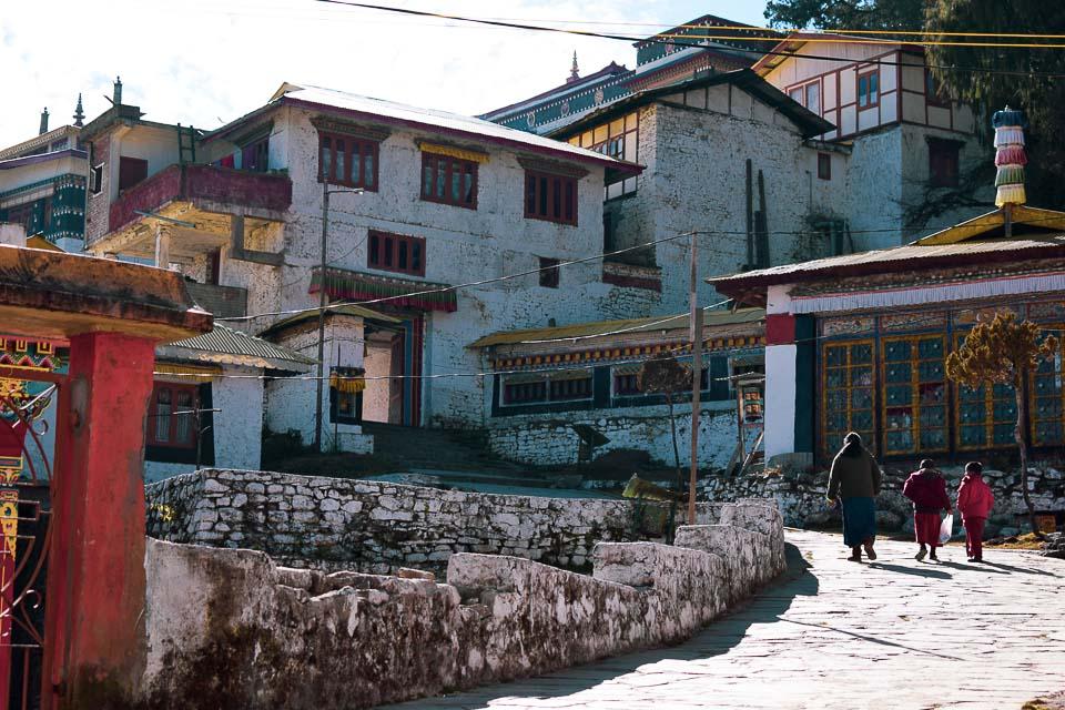 Tibetan Nunnery of Tawang