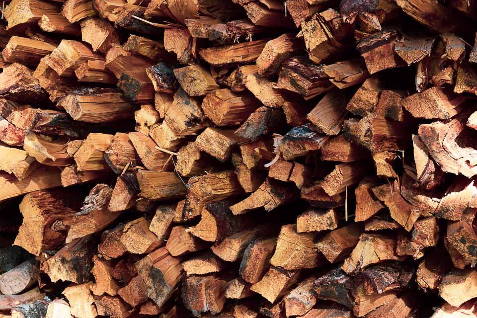 wood for fireworks