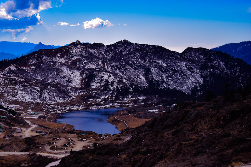 Glacial lakes on the way to Bum La, tawang Travel guide