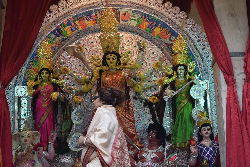 Kolkata durgapuja a photo blog