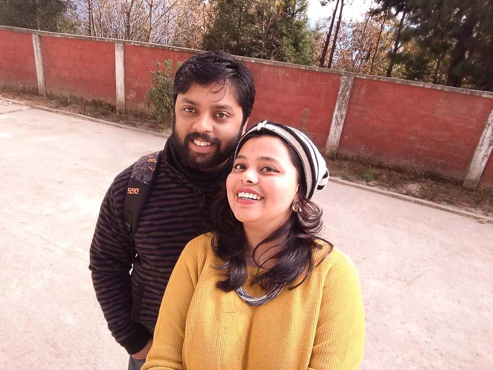 Madhurima Chakraborty. Travel blogger and writer at Orange Wayfarer