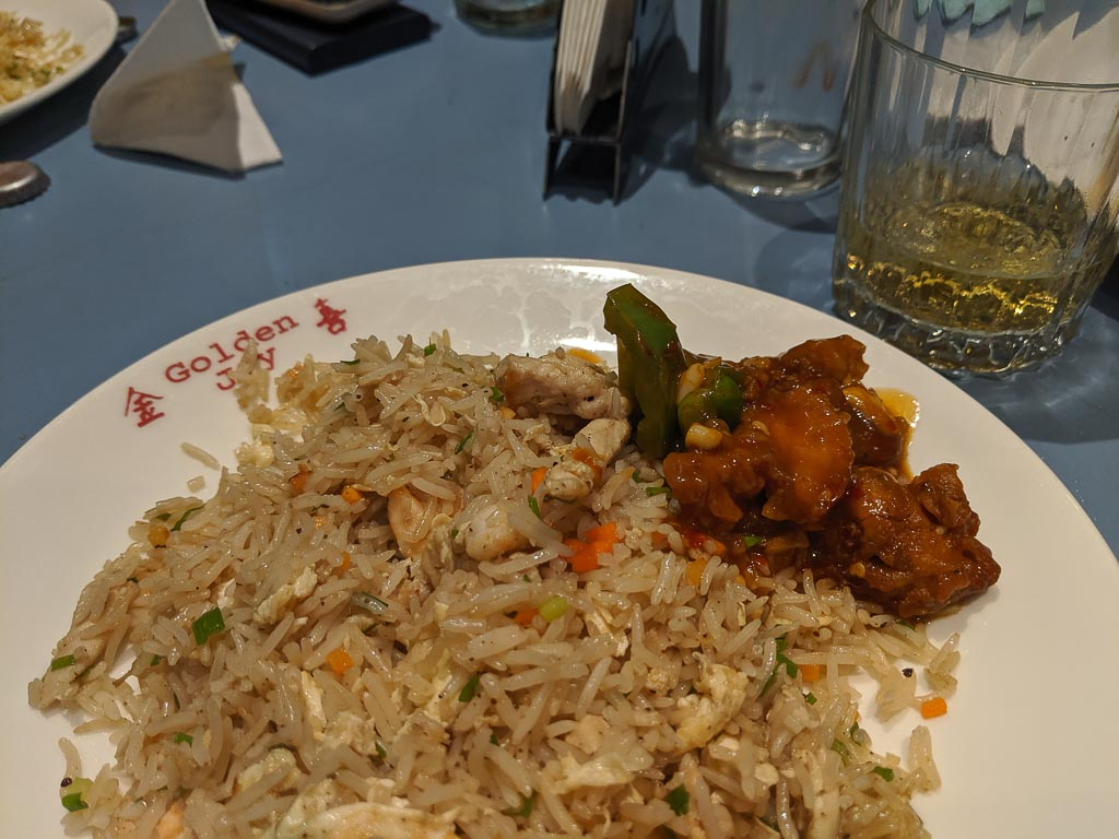 Golden Joy, China Town: best place to eat Chinese in Kolkata!