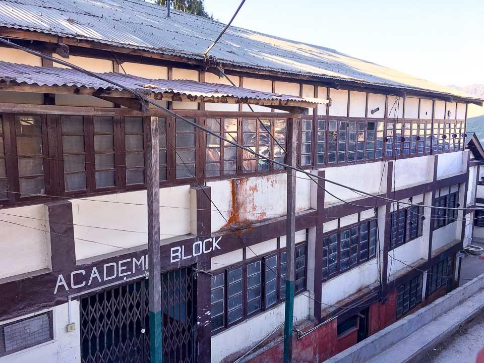 College of Bomdila