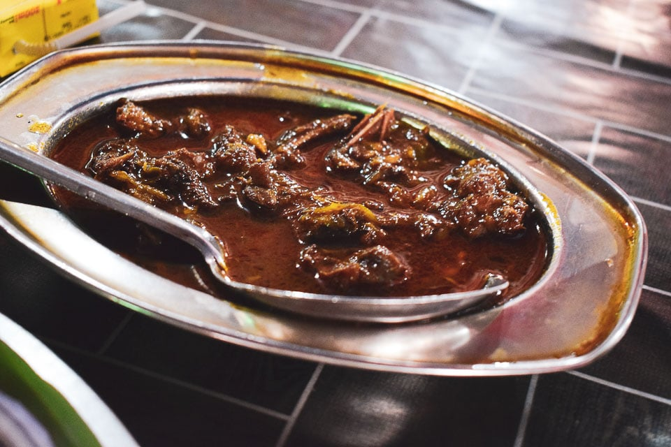 Assamese duck curry: must have food on the way to Arunachal Pradesh