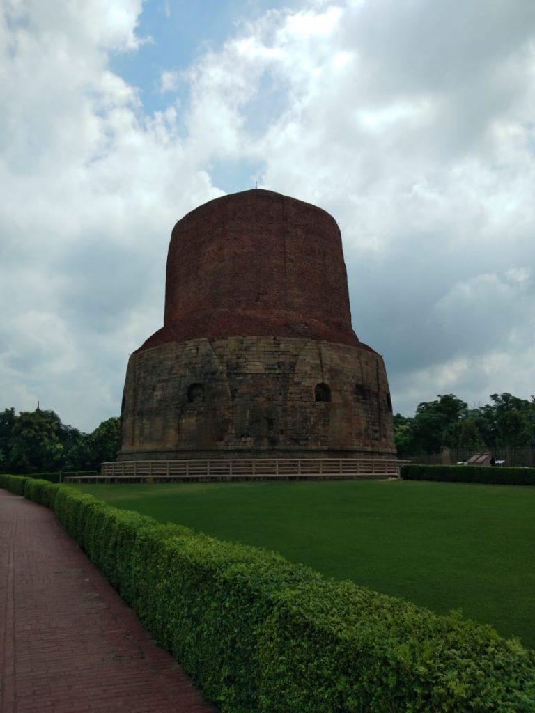Ghats of Varanasi: Varanasi Travel Blog sarnath temple