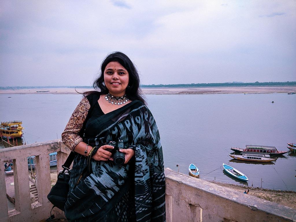 Varanasi Travel Blog: Madhurima Chakraborty